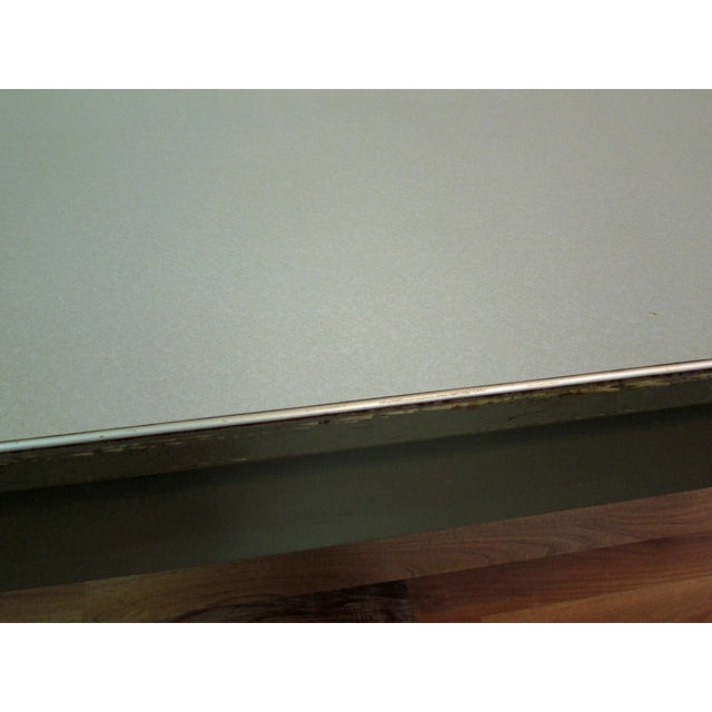 Mid-Century Haskell of Pittsburgh Industrial Table - Image 8 of 9