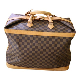 Special Edition Louis Vuitton Travel Bag, Damier Canvas For Sale