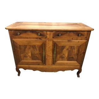 19th Century French Louis XV Buffet For Sale