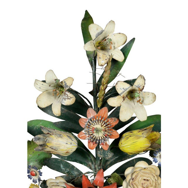 European Tole Floral Group - Image 2 of 8