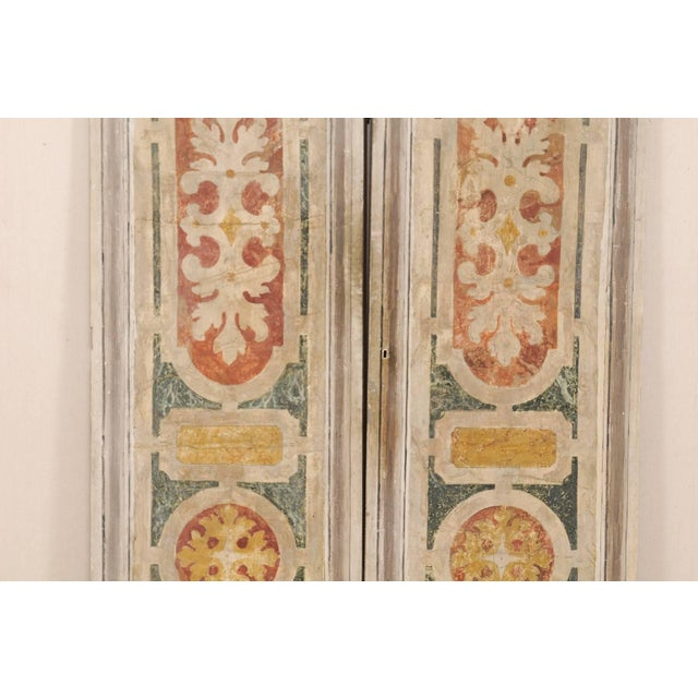 Italian Mid-20th Century Vintage Doors For Sale - Image 4 of 10