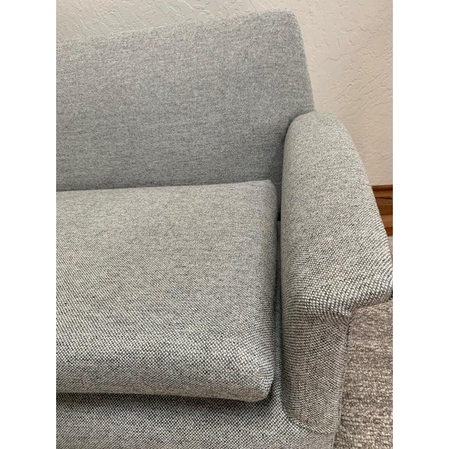 Vintage Mid Century Modern Elegant Sofa For Sale - Image 12 of 13