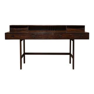 Peter Løvig Nielsen Flip Top Desk in Rosewood