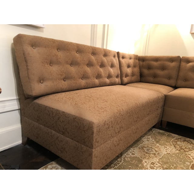 Custom Corner Sofa Sectional