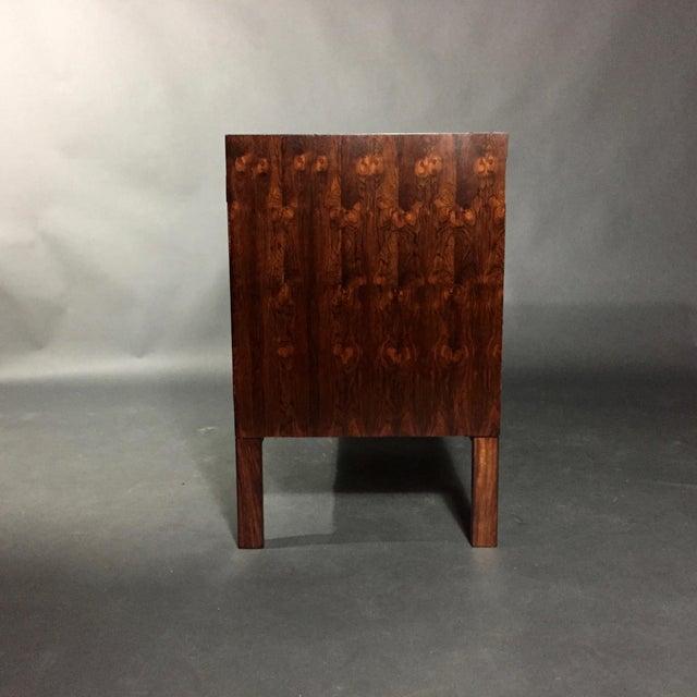 Kai Kristiansen Rosewood Cabinet, Denmark 1960s For Sale In New York - Image 6 of 11