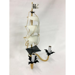 Nautical Ship Wall Sconce Lighting Preview
