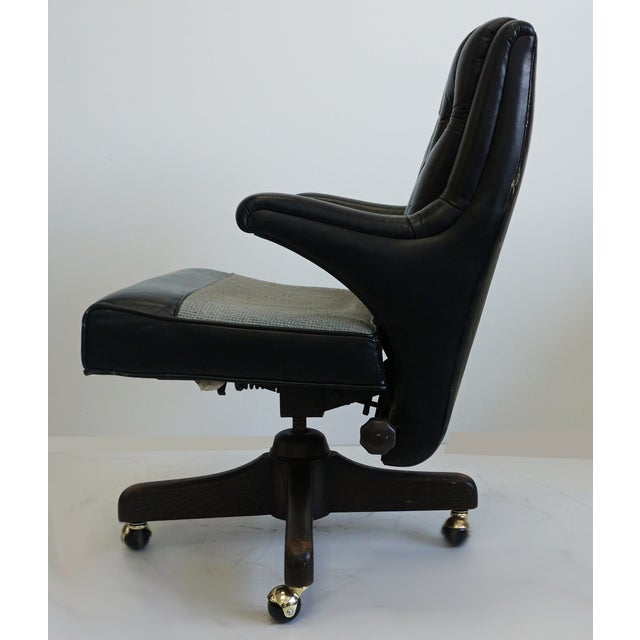 Monteverdi-Young Monteverdi-Young Tufted Office Chair For Sale - Image 4 of 11