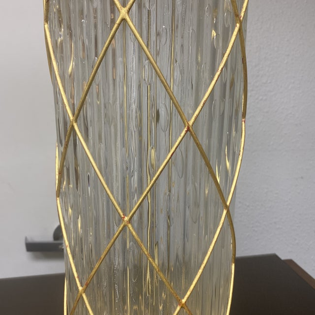 Fisher Weisman Montgolfier Grand Table Lamps - a Pair For Sale In San Francisco - Image 6 of 12