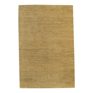 """Pasargad Ny Pishavar Hand-Knotted Rug - 5' X 7'4"""" For Sale"""