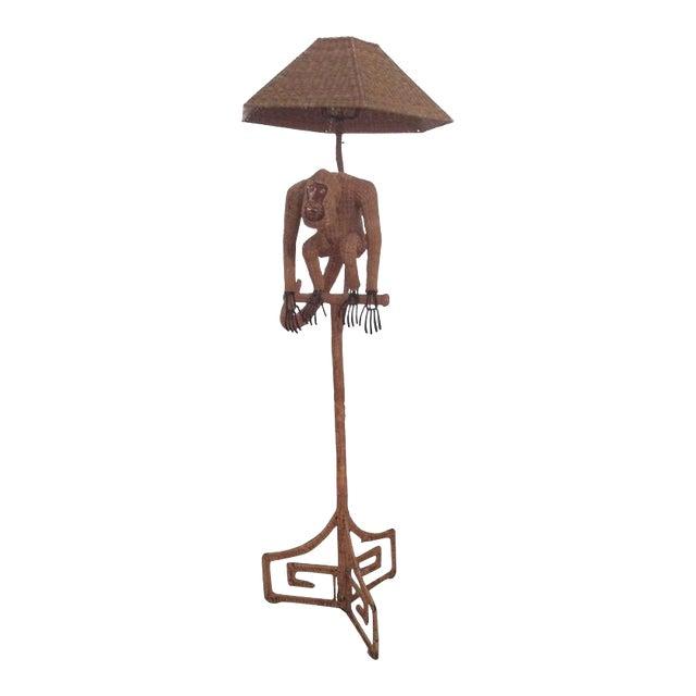 Luxury mario lopez torres monkey floor lamp decaso mario lopez torres monkey floor lamp image 1 of 10 mozeypictures Image collections