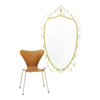 Pier Luigi Colli Mirror, Italy, 1950s For Sale