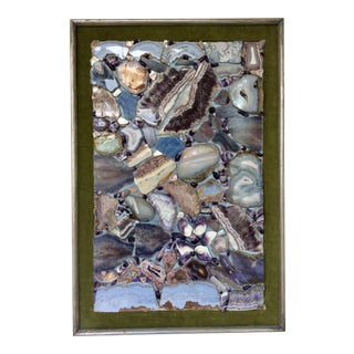 Miriam Rogers Specimen Mosaic Wall Hanging For Sale