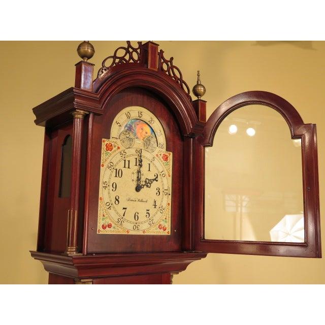 Sligh Simon Willard Roxbury Grandfather Clock - Image 3 of 10