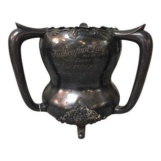 1911 Three Arm 1st Prize Trophy