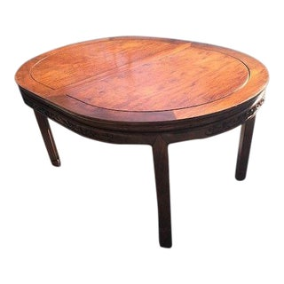 Antique Style Vintage Mahogany Dining Table