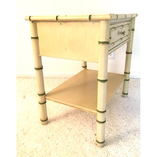 Thomasville Faux Bamboo Nightstand Preview