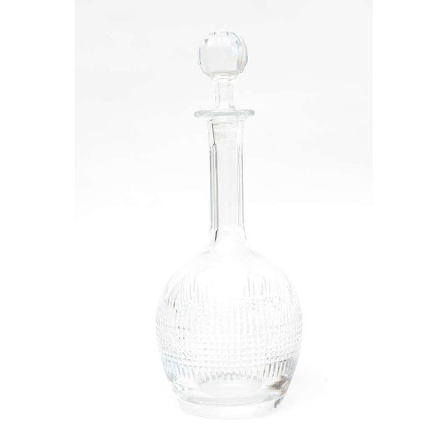 "Beautiful Baccarat ""Nancy"" Crystal Decanter/ SATURDAY SALE - Image 2 of 9"