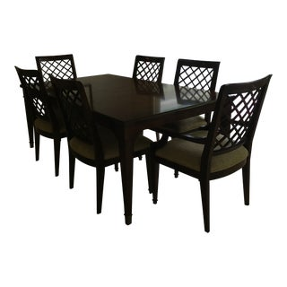 Bernhardt Traditional Dining Set For Sale