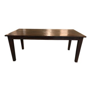 Four Hands Rhone Wood Dining Table For Sale
