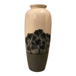 Vintage Satsuki Japan Porcelain Vase
