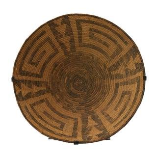 Pima Basket, circa 1890