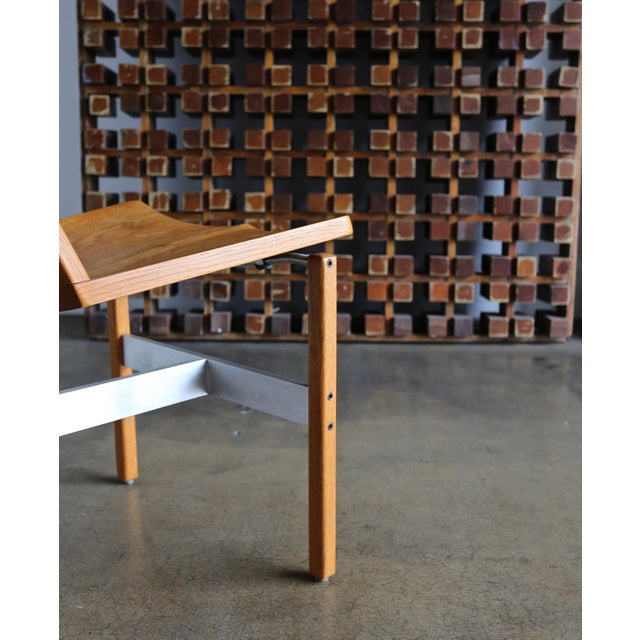 1970s Leon Meyer Studio Occasional Chair, Circa 1977 For Sale - Image 5 of 10