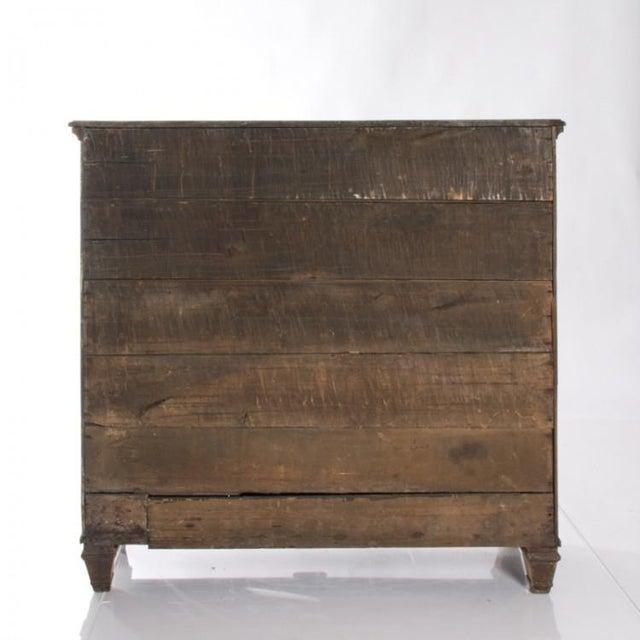 Oak 19TH CENTURY BLEACHED OAK BUFFET For Sale - Image 7 of 10