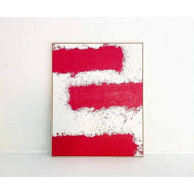 John O'Hara, Tar, T3, Encaustic Painting For Sale In Saint Louis - Image 6 of 11