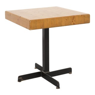 Les Arcs Low Reception Table by Charlotte Perriand For Sale