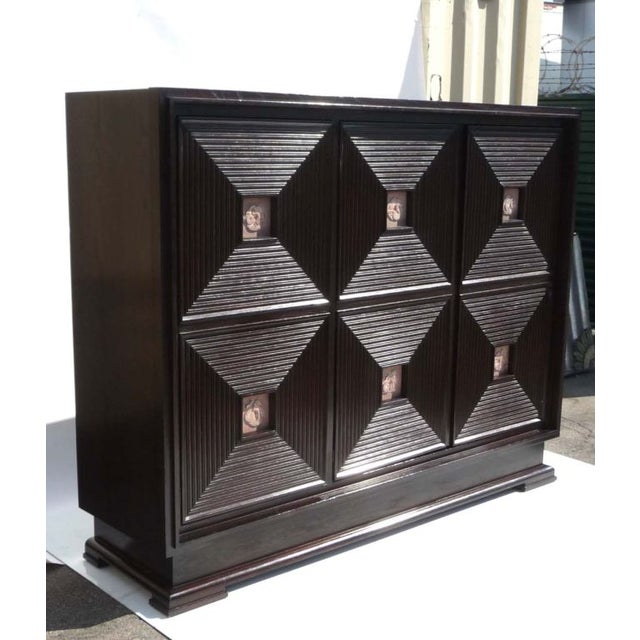 Entertainment Cabinet Styled After Maxine Old - Image 2 of 10