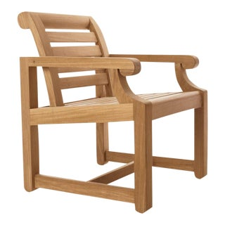 Summit Furniture First Cabin Landscape Chair For Sale