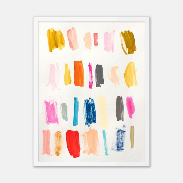 Pink Charleston Gallery Wall, Set of 8 For Sale - Image 8 of 11