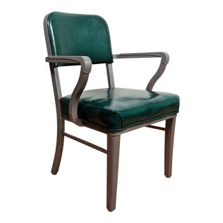 15 Steelcase Industrial Tanker Armchairs For Sale