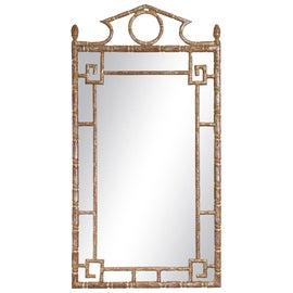 Image of Silver Leaf Wall Mirrors