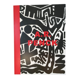 Modern A.R. Penck Exhibition Catalog For Sale