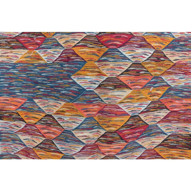 "Aknif Moroccan Rug - 3'6"" x 6'8"" - Image 2 of 4"