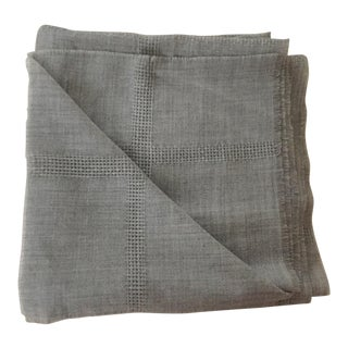 Gorgeous Gray Fabric 1.5 Yards For Sale