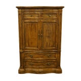 Image of Drexel Heritage Grand Villa Collection Italian Provincial Armoire For Sale