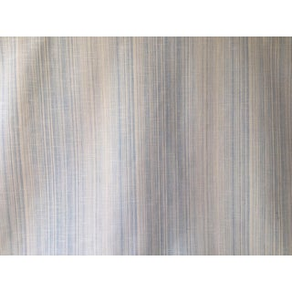 Cowtan & Tout Jane Churchill Blue Stripe Fabric Remnant