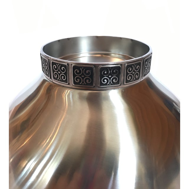 Stainless Steel Salad Bowl - Image 4 of 5