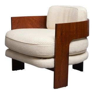 Milo Baughman – Low Club Chair