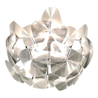 Hope Modernist Ceiling Light With Reflective Prisms by Luceplan, Italy 2018 For Sale