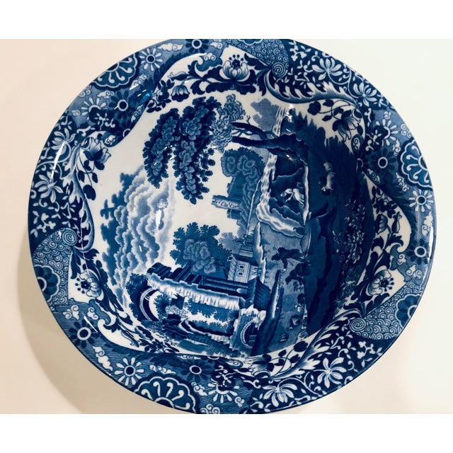 1910s Early 20th Century Copeland Spode Italian Bowl For Sale - Image 5 of 10