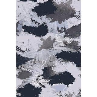 Starburst Grey Wallpaper