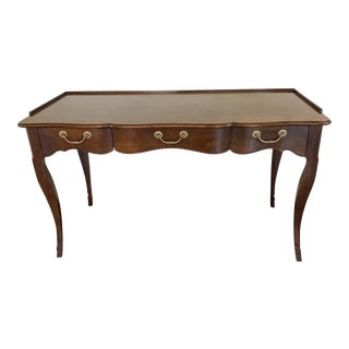 Baker Furniture French-Style Writing Desk For Sale