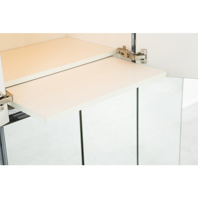 Mirrored Bar Stand - Image 7 of 10