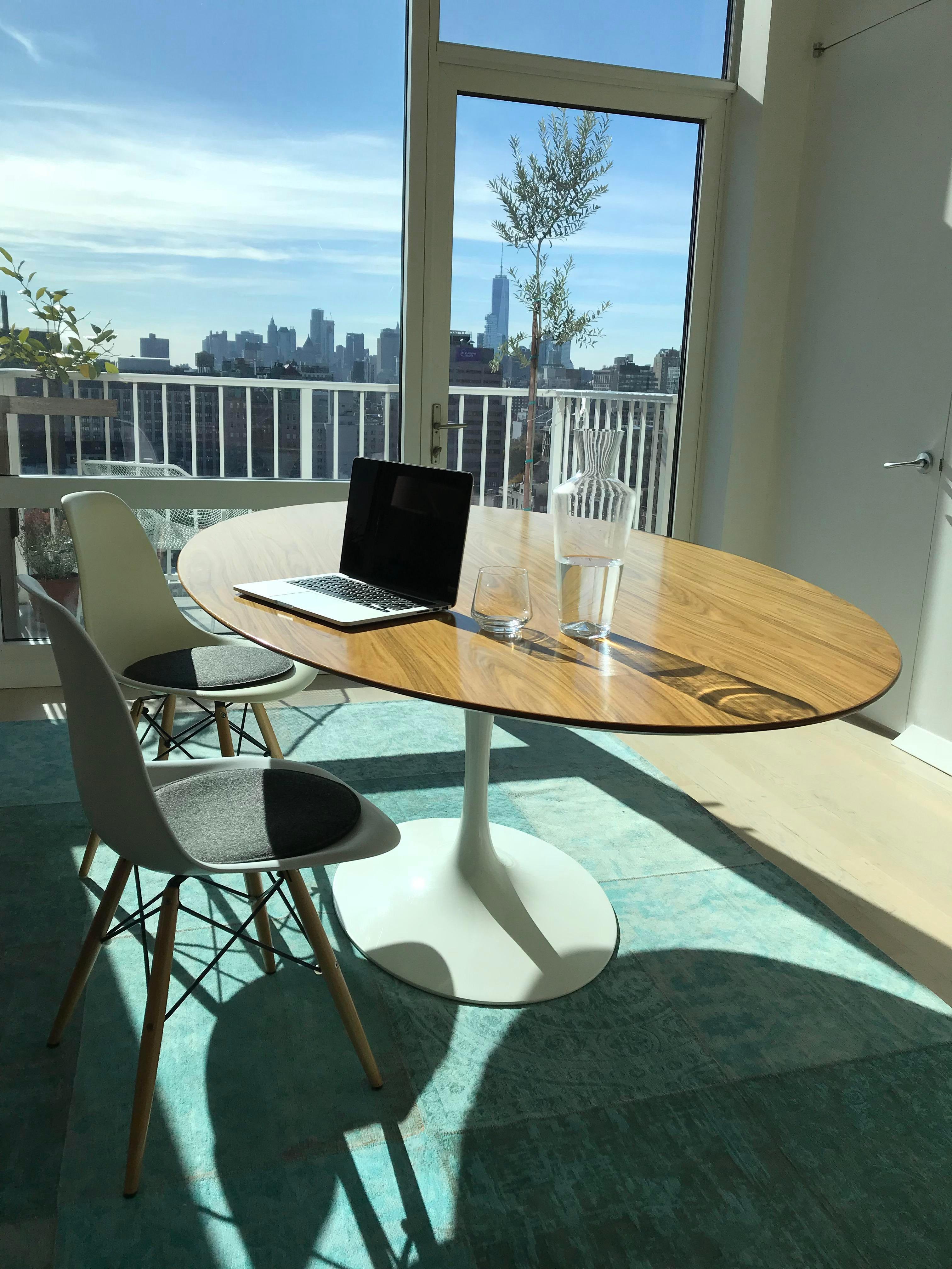 Saarinen Oval Table Knoll Saarinen Dining Table Oval - Saarinen oval dining table 78