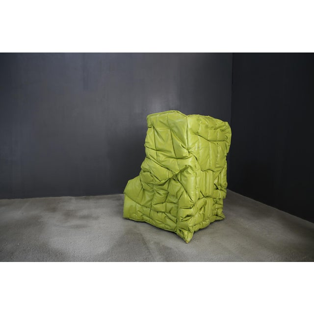 Contemporary Pair of Armchairs by Gaetano Pesce Meritalia From 2007 For Sale - Image 3 of 7