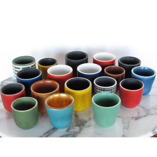 1950s Collection of Waylande Gregory Cups - Set of 18 For Sale - Image 5 of 10