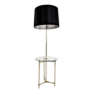 1970s Mid-Century Modern Laurel Table Floor Lamp